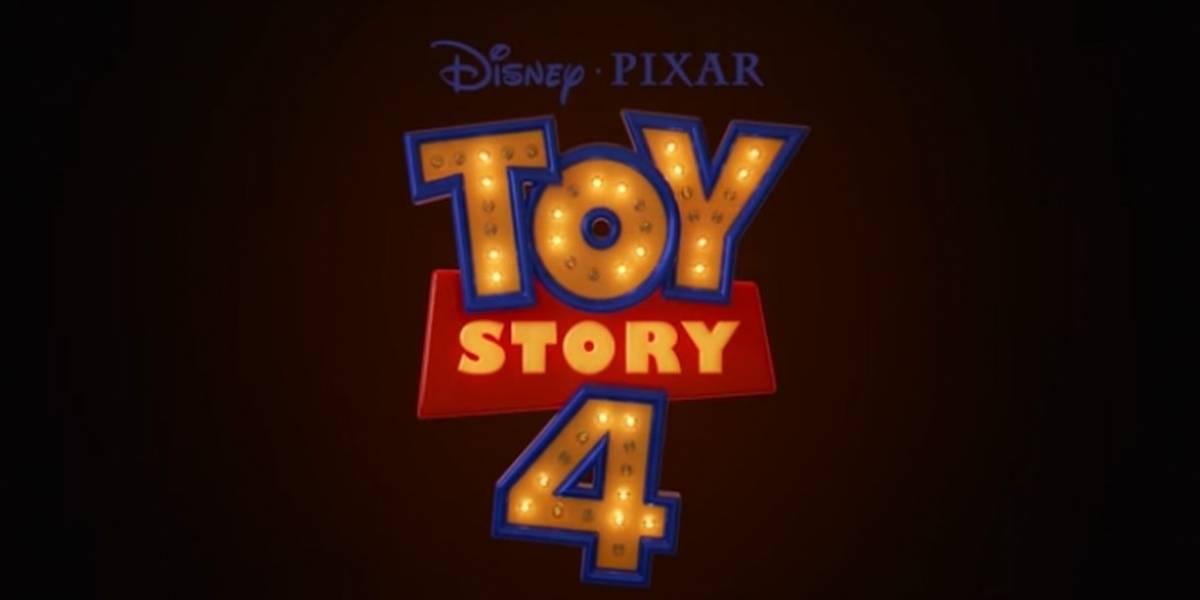"Revelan nuevo póster de ""Toy Story 4"" ¿Será un adiós a 'Woody'?"