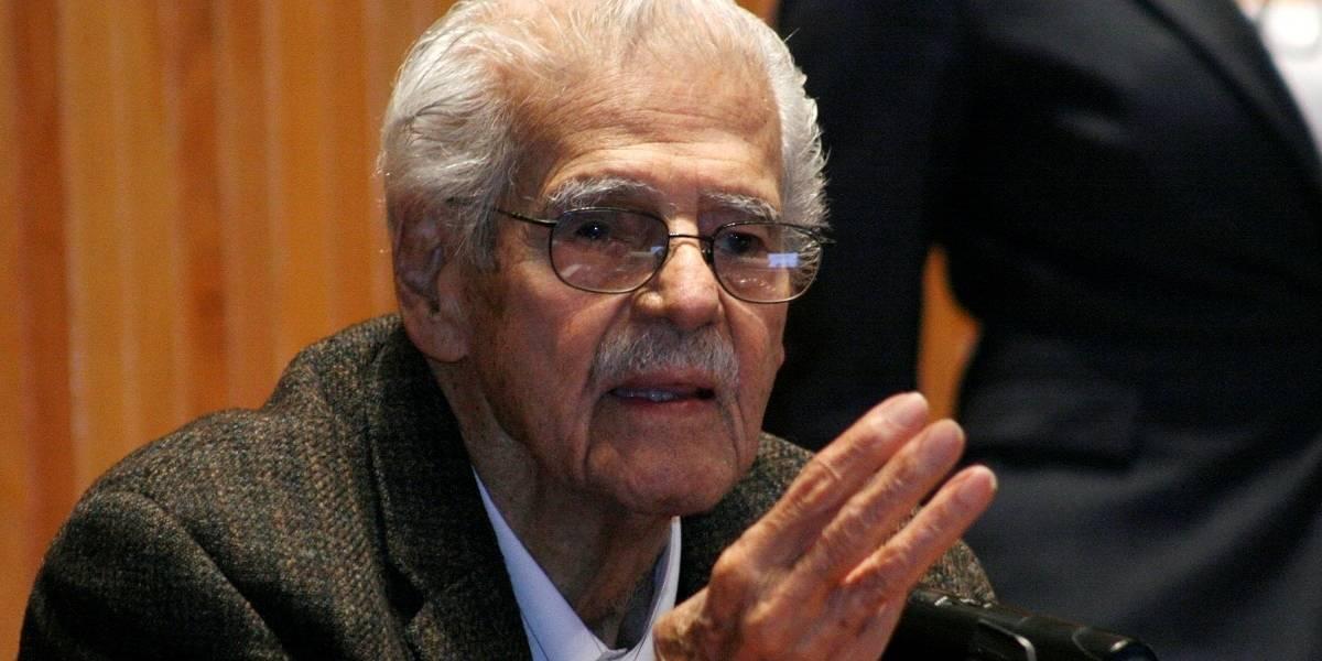 Fallece el doctor Mario Rivas Souza, decano de las ciencias forenses