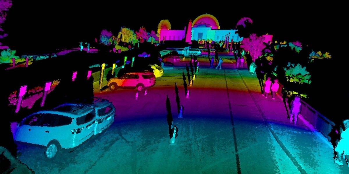 Volvo Cars y Luminar muestran tecnologías en el auto show de L.A.