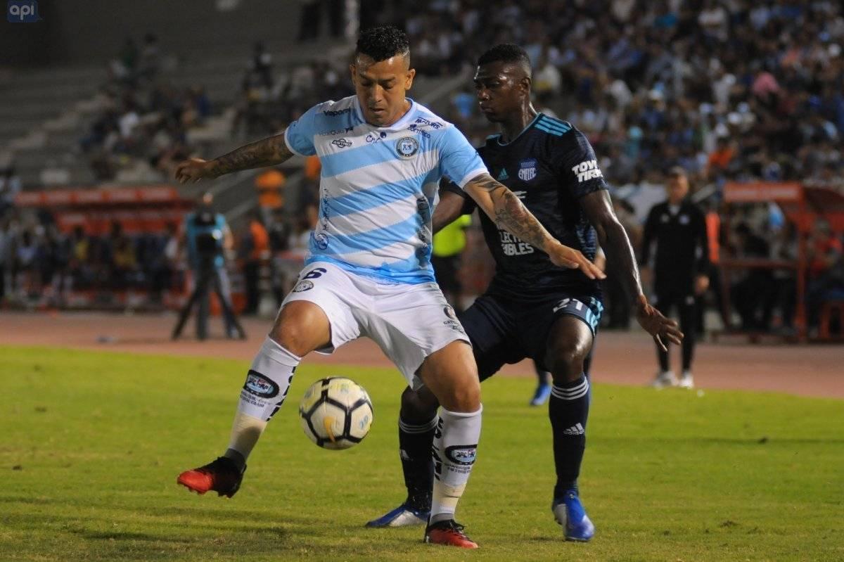 Guayaquil City vs Emelec