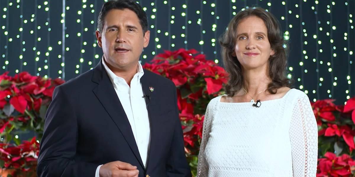 Alcalde Ricardo Quiñónez realizará la tradicional cena navideña en la Municipalidad