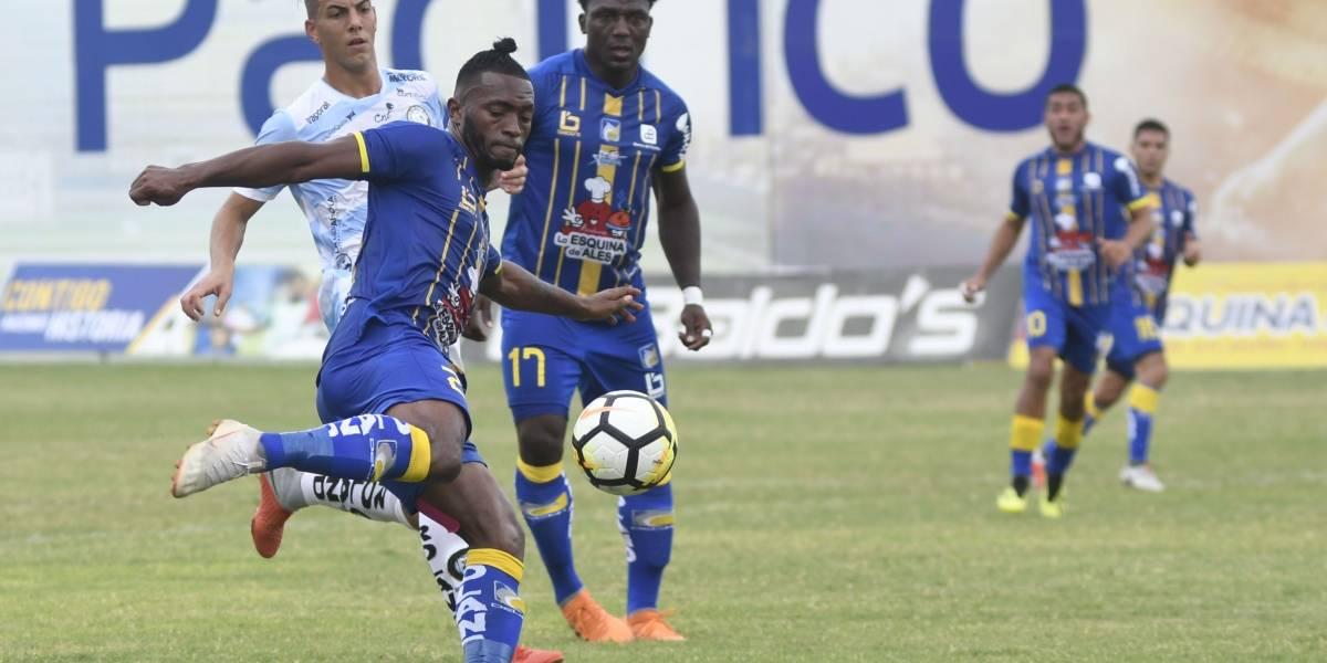 Delfín vs Guayaquil City: 'Los Cetáceos' suman tres valiosos puntos en el estadio Jocay