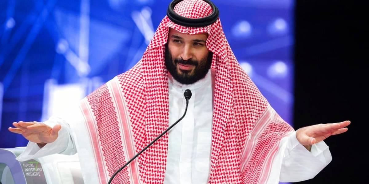 El príncipe heredero de Arabia Saudita llegó a Argentina y analizan denuncia