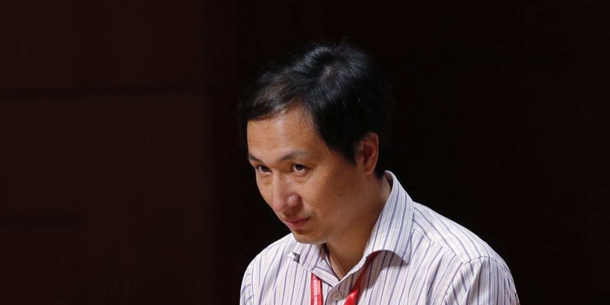 "Investigador chino revela que trabaja en segundo embarazo ""editado"""