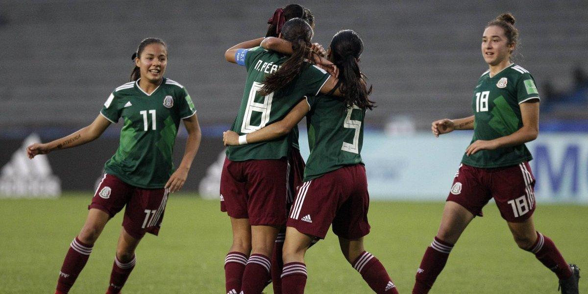 México avanza a la final del Mundial Femenil Sub 17
