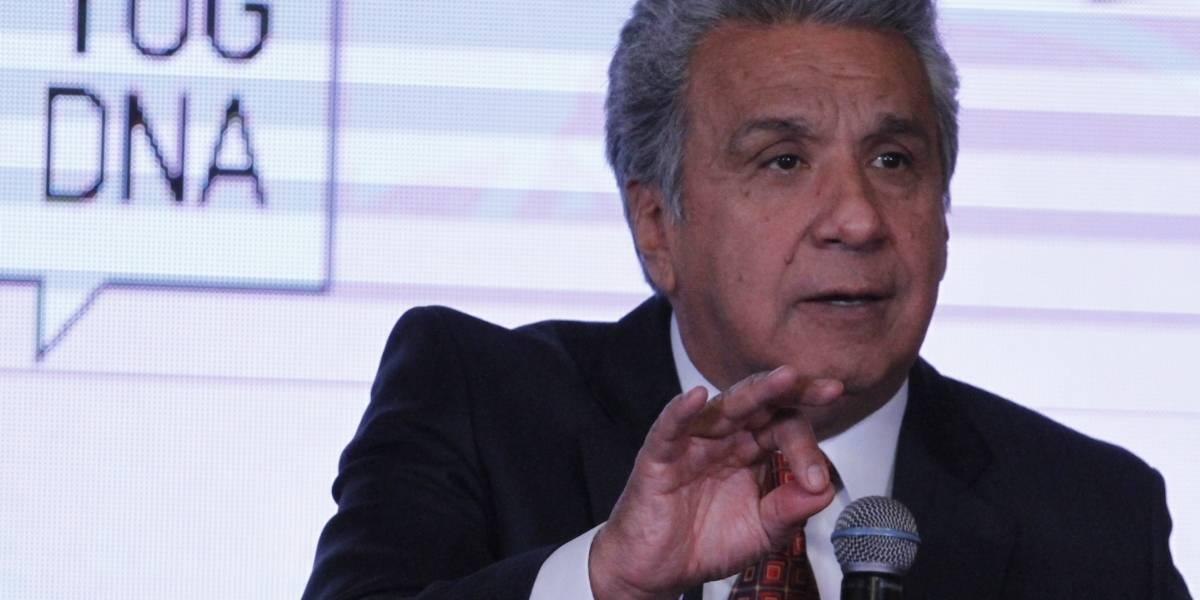 Autoridades se pronuncian sobre audio difundido por La Posta de Lenín Moreno