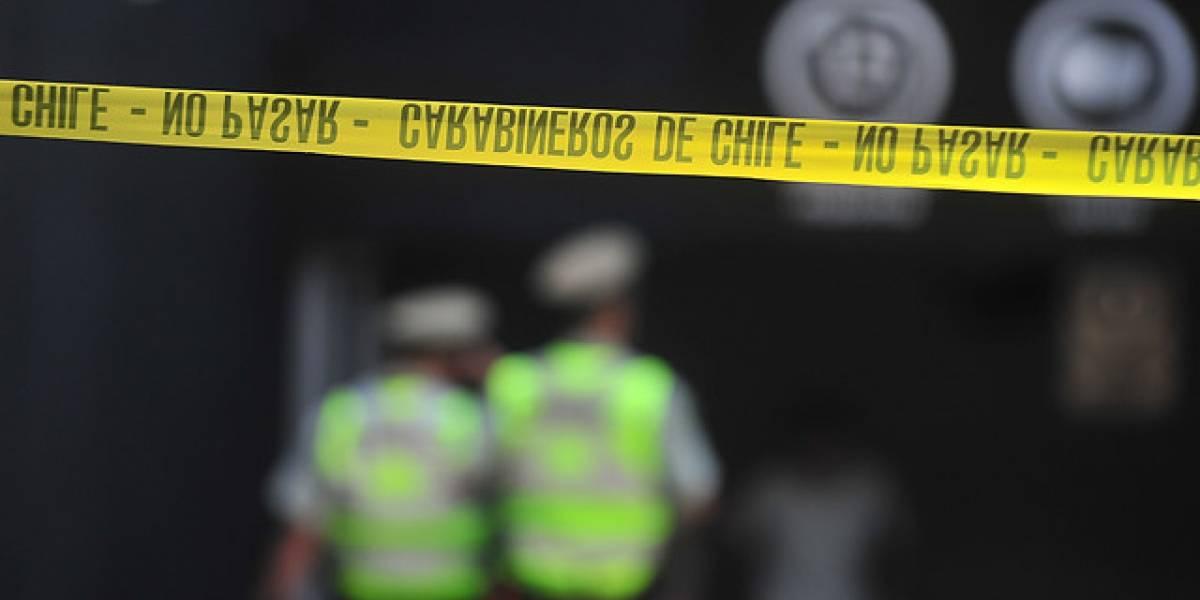 Fiesta post PSU termina en violenta riña callejera en Ñuñoa: pelea entre jóvenes deja un muerto y seis heridos