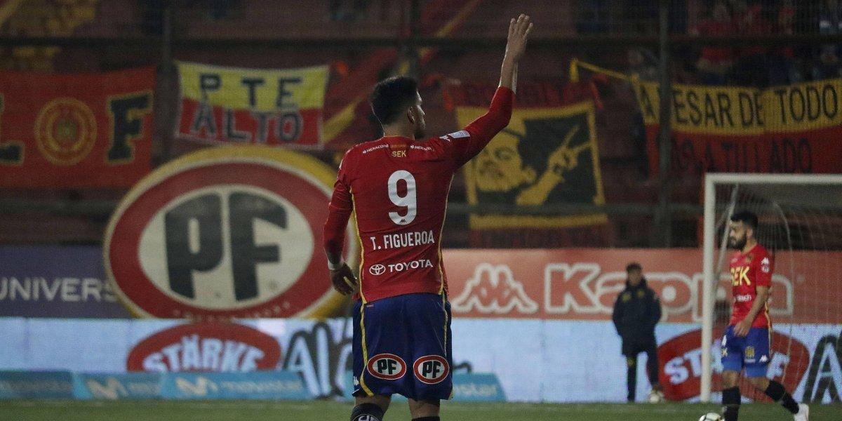 Fernando Díaz empezó a armar su plantel para 2019 y Unión Española pierde a su goleador