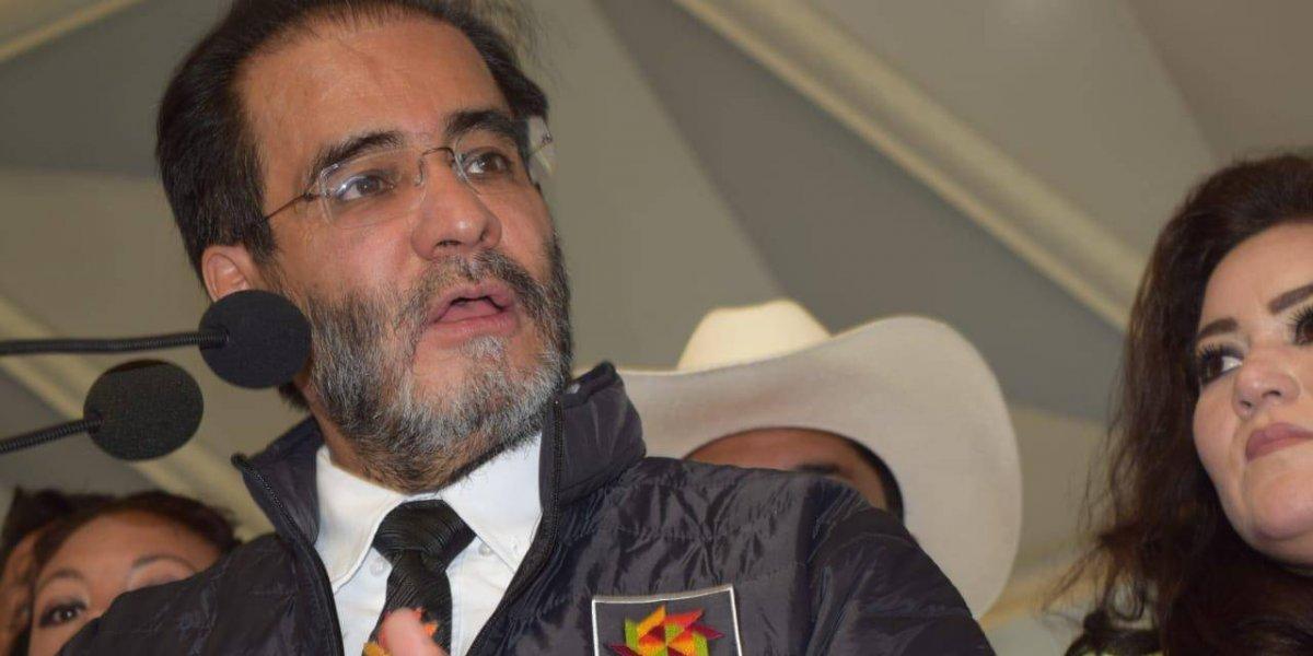Declaraciones de legisladores de Morena son imprudentes: René Bejarano