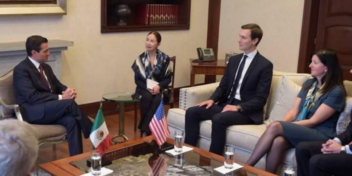 Jared Kushner es un gran aliado de México: Peña Nieto