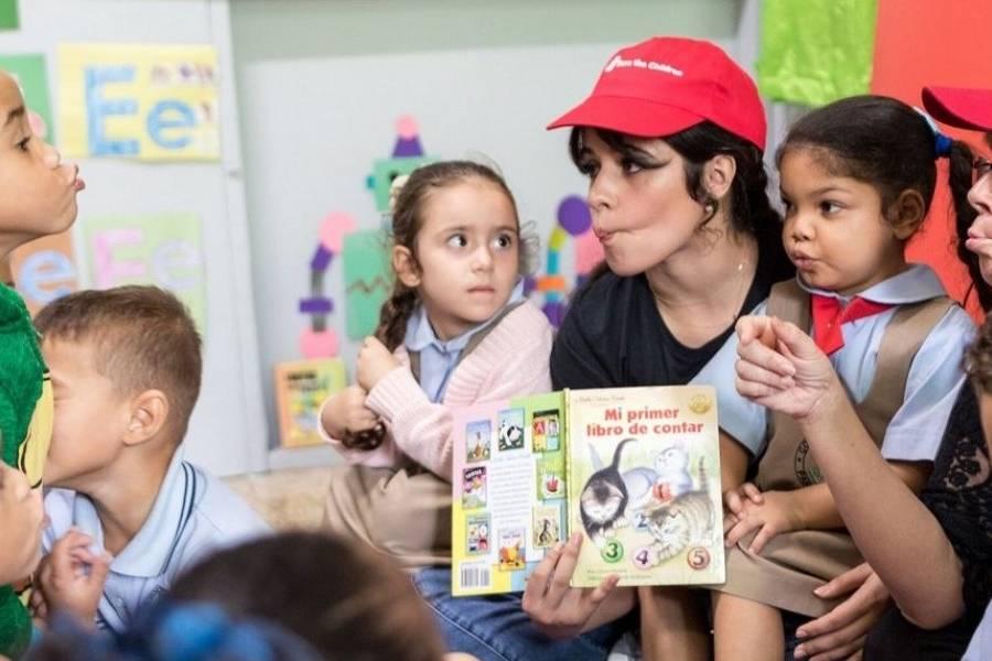 Camila Cabello es la nueva embajadora de Save the Children