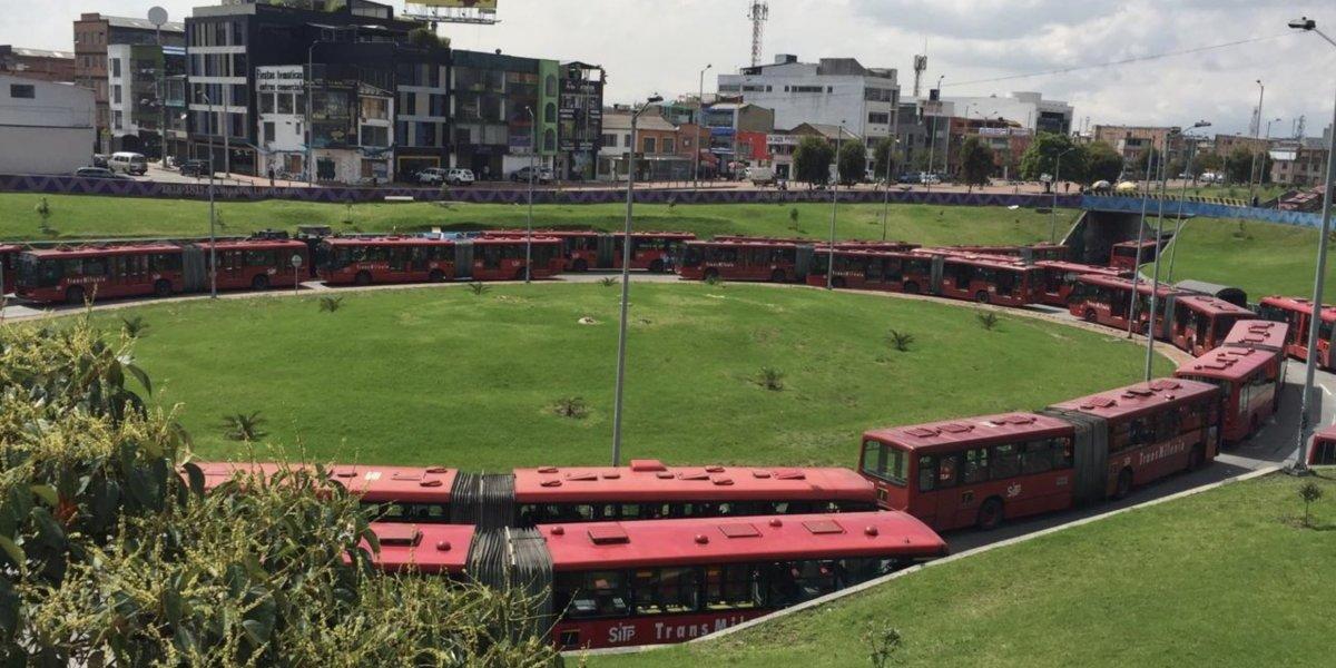Apuñalan joven en TransMilenio por intentar evitar un atraco