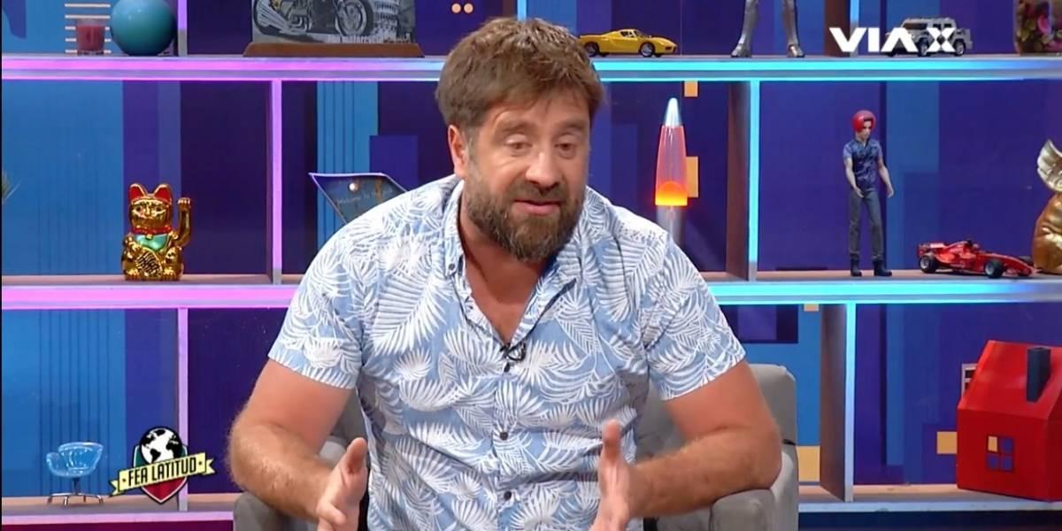 """Marcial Tagle y las teleseries: """"Cuando tú no eres el regalón de la Quena Rencoret o de Vicente Sabatini, estás fuera"""""""