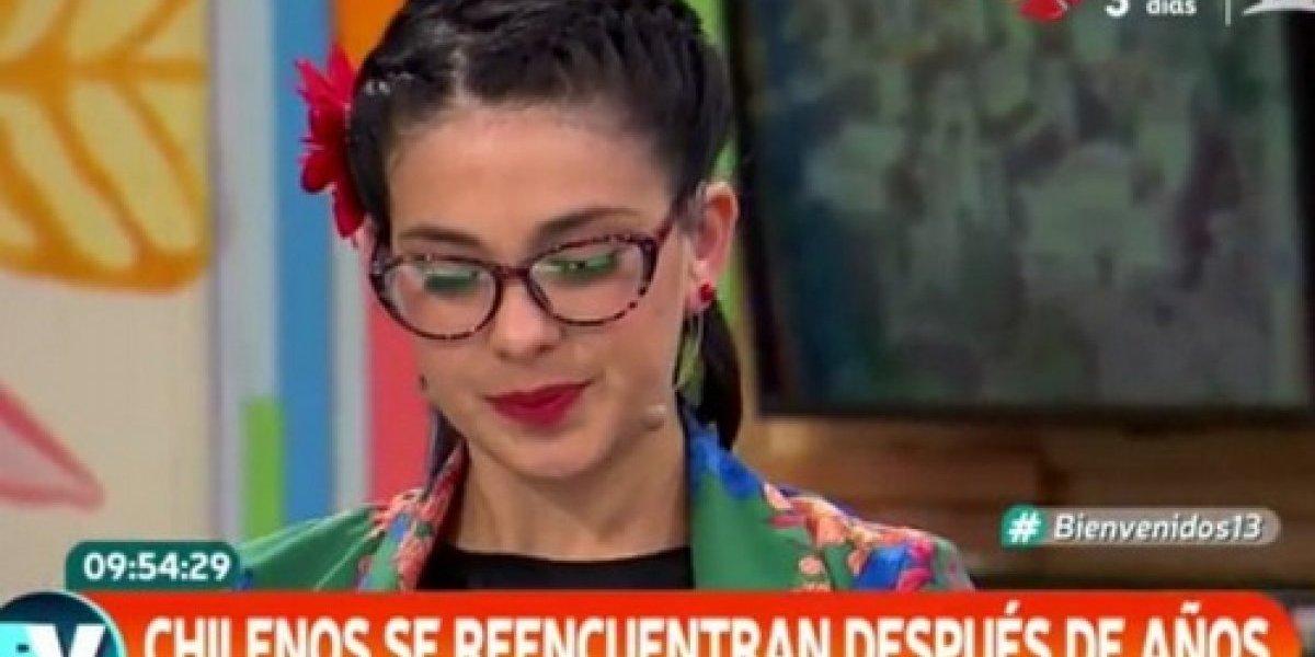 """Polo Ramírez y Karol Cariola protagonizan tenso encontrón en """"Bienvenidos"""""""