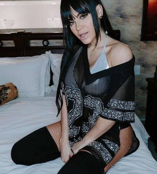 Las cirugías de Natti Natasha se aumentó el busto