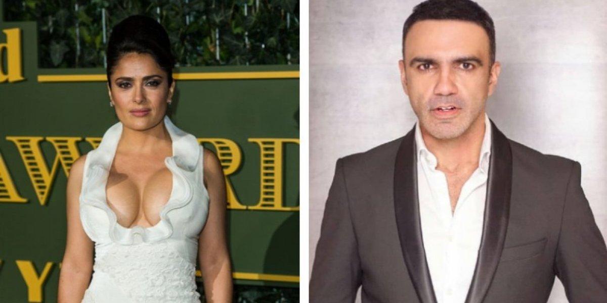 """Actor guatemalteco trabajará con Salma Hayek en nueva serie de """"Netflix"""""""
