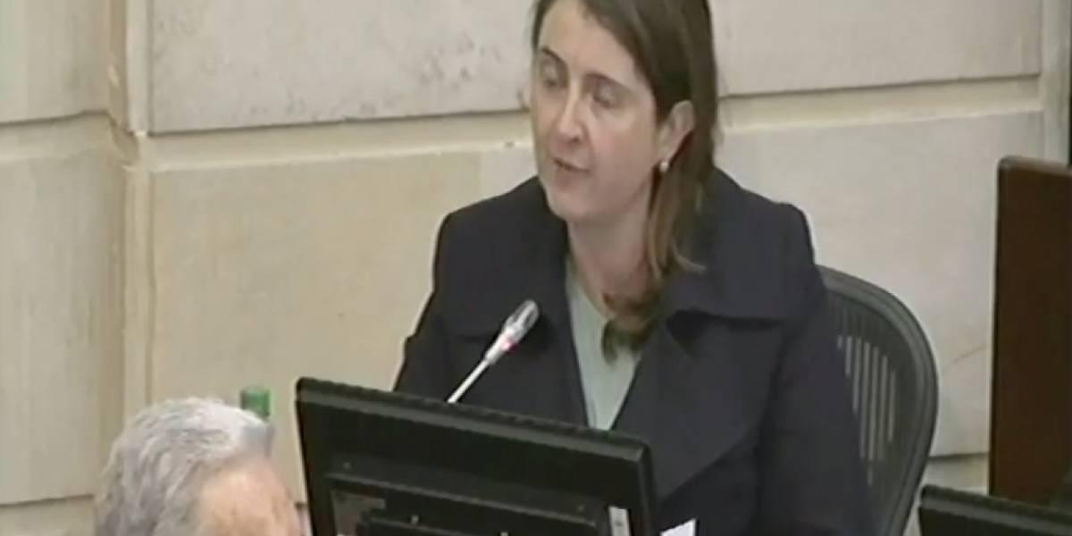Las incoherencias que dijo Paloma Valencia contra Gustavo Petro por video que reveló
