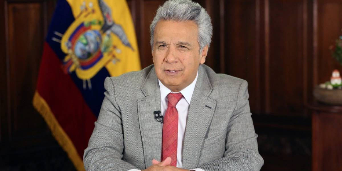 Lenín Moreno anunciará nombres de nuevos ministros este 3 de diciembre de 2018