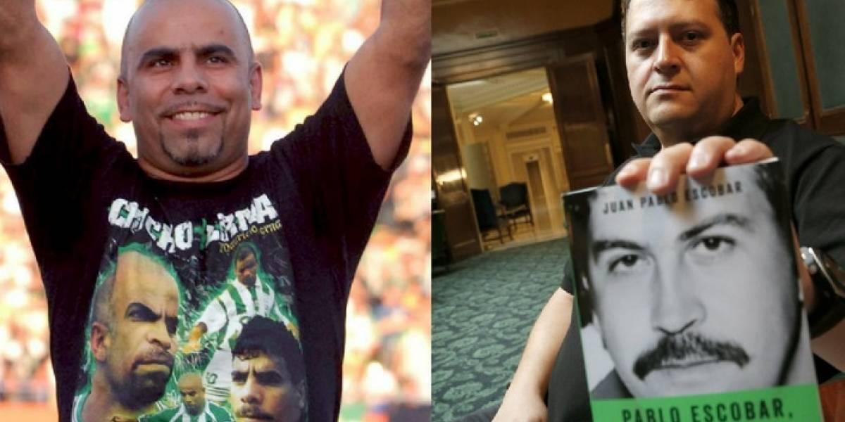 Viuda e hijo de Pablo Escobar son procesados por la Justicia de Argentina