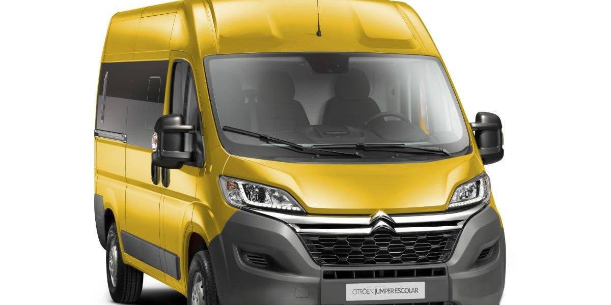 Citroën va al colegio con su nuevo Jumper Escolar