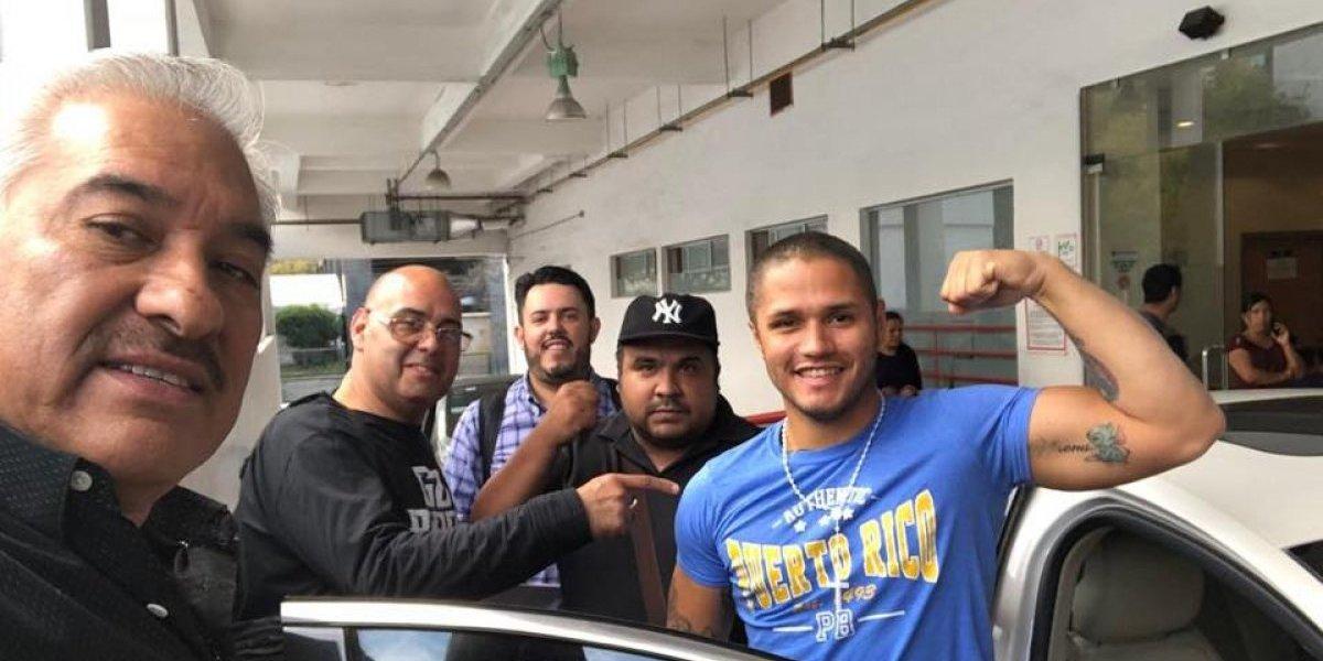 El Cuervo de Puerto Rico recibe el alta médica y afrontará una larga recuperación