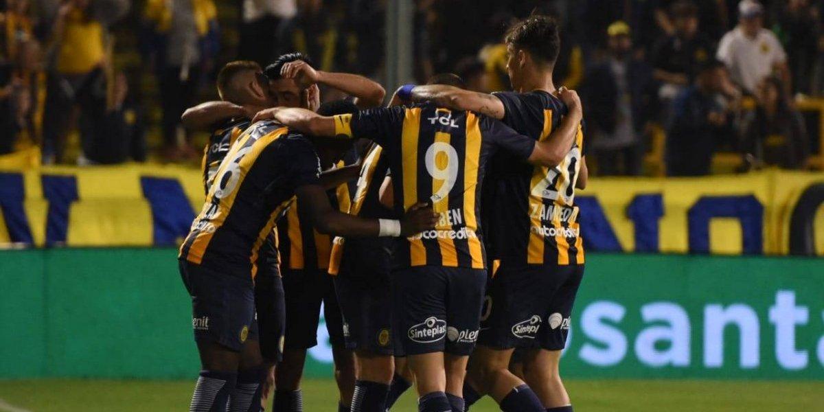 Rosario Central y San Martín de San Juan recuperan terreno - Somos Deporte