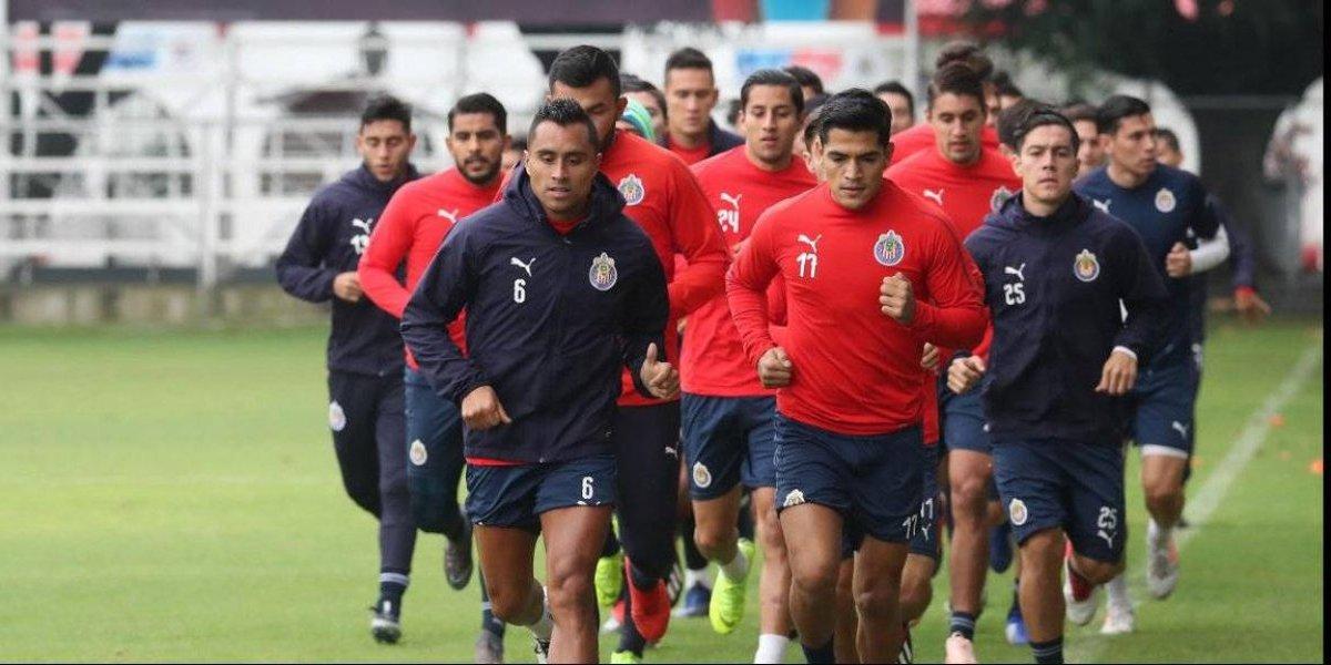 Cardozo define a los 23 mundialistas de Chivas