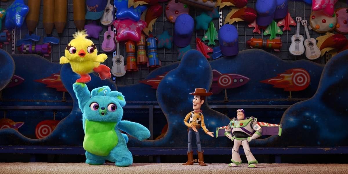 Disney Pixar lanza nuevo póster de Toy Story 4