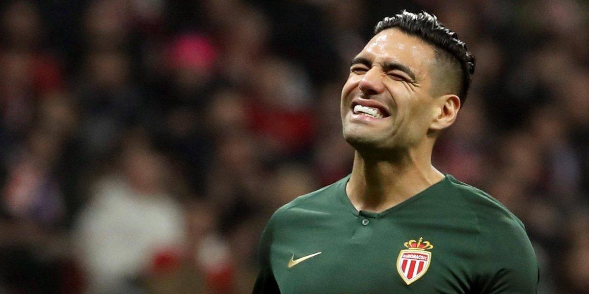 El nefasto récord que solo tiene Falcao en la Champions League