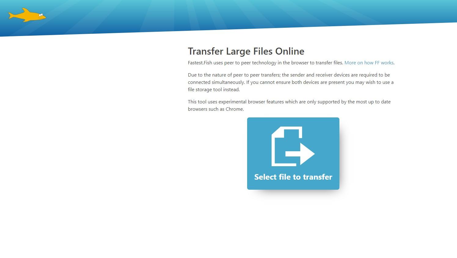 10 páginas que te servirán para compartir grandes archivos