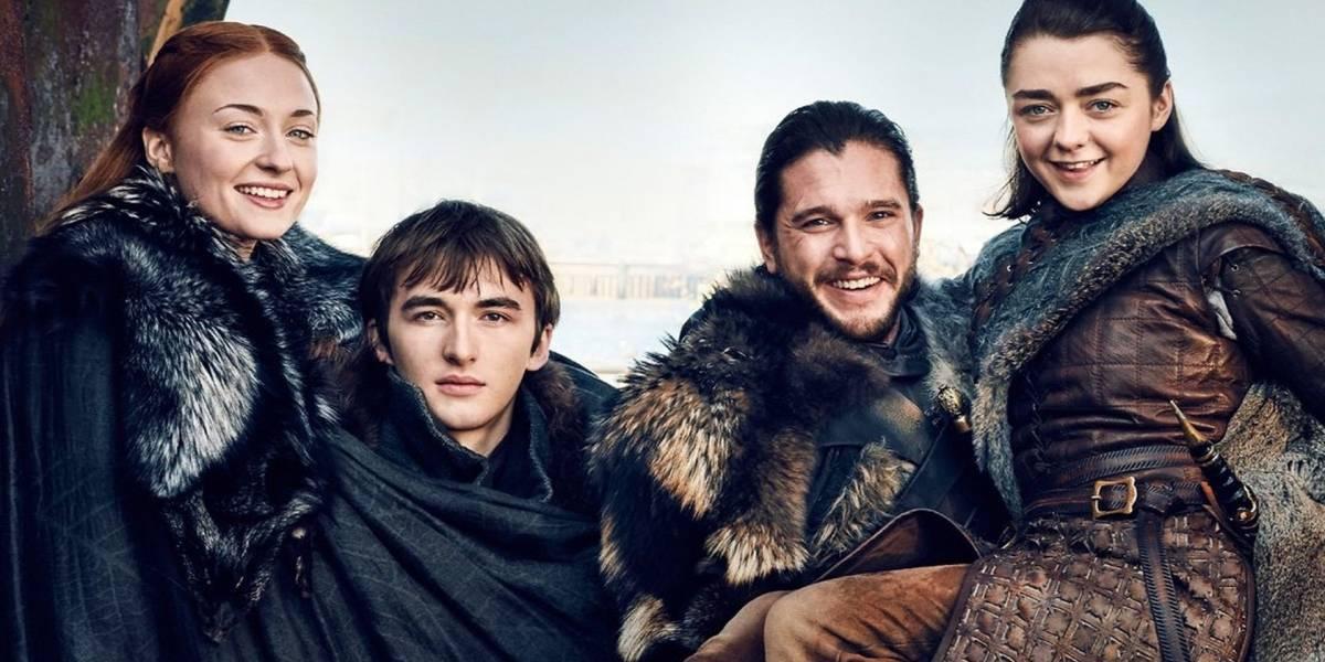 Confirman el especial de reunión del elenco de Game of Thrones