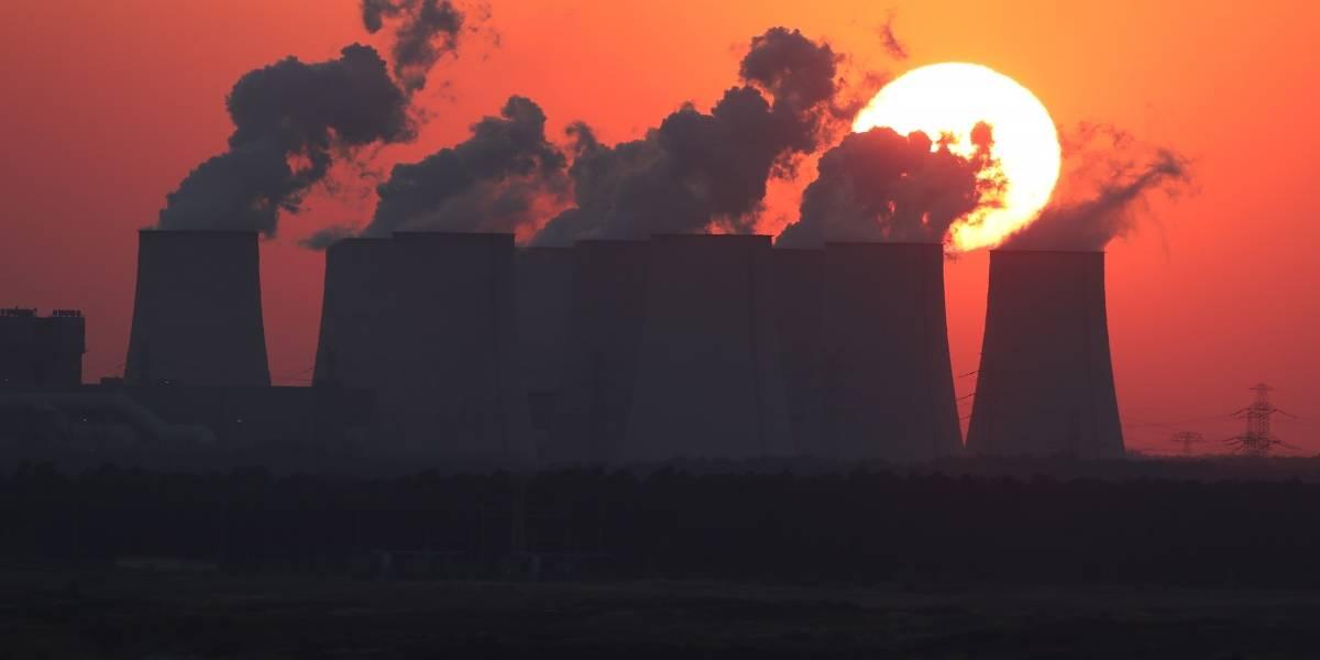 Las emisiones de CO2 están aumentando por primera vez en cuatro años.
