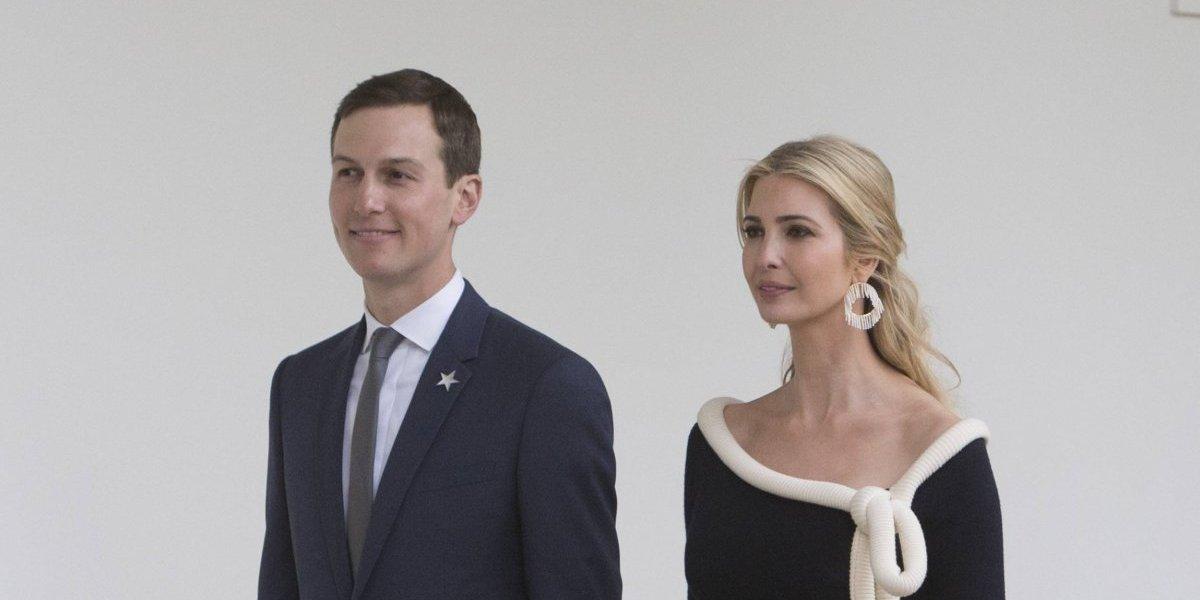 Ivanka Trump responde a condecoración para Jared Kushner en México