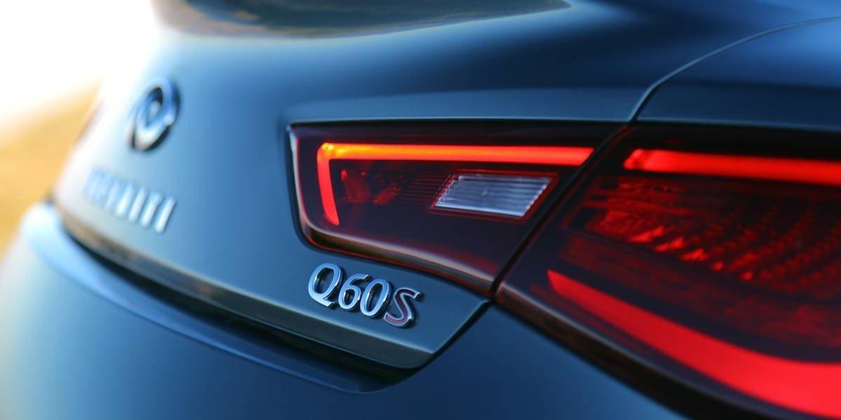 "Infiniti distingue sus autos con la insignia ""S"""