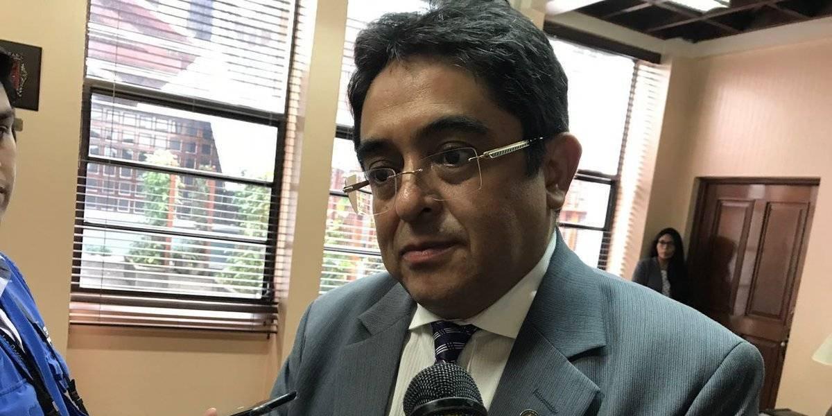"""Recorte presupuestario a la PDH """"es lamentable"""", dice Jordán Rodas"""