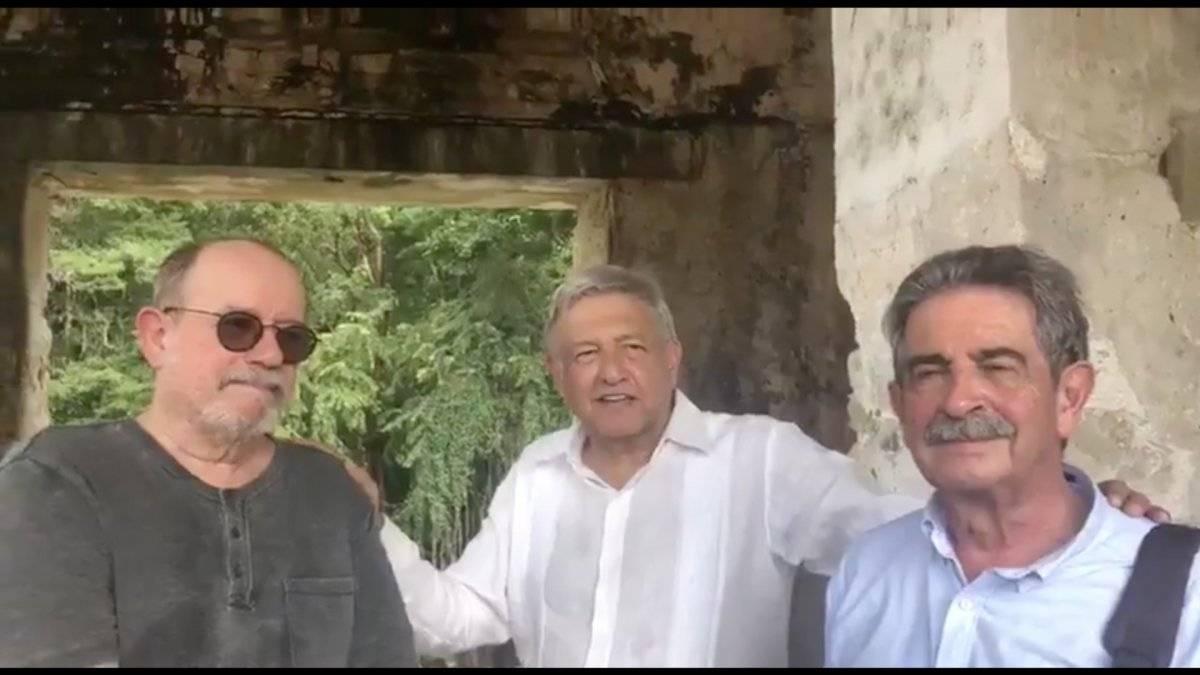 Andrés Manuel López Obrador aseguró que mantendrá buena relación con los movimientos progresistas Foto: Twitter @LopezObrador_