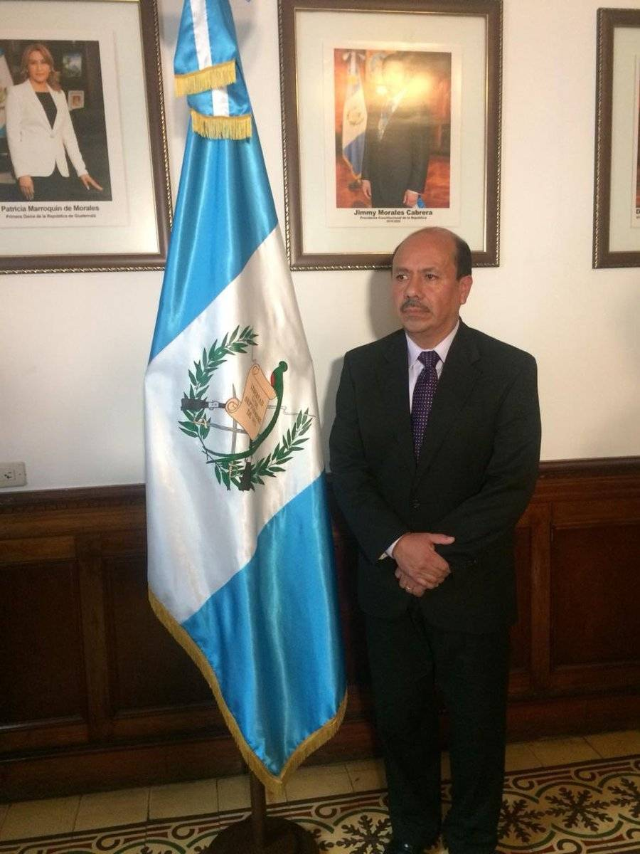Foto: Ministerio de Gobernación