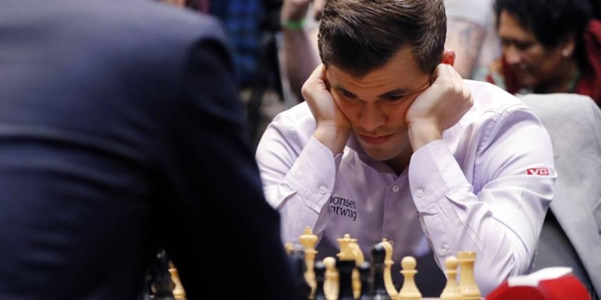VIDEO. Magnus Carlsen, el rey insaciable del ajedrez