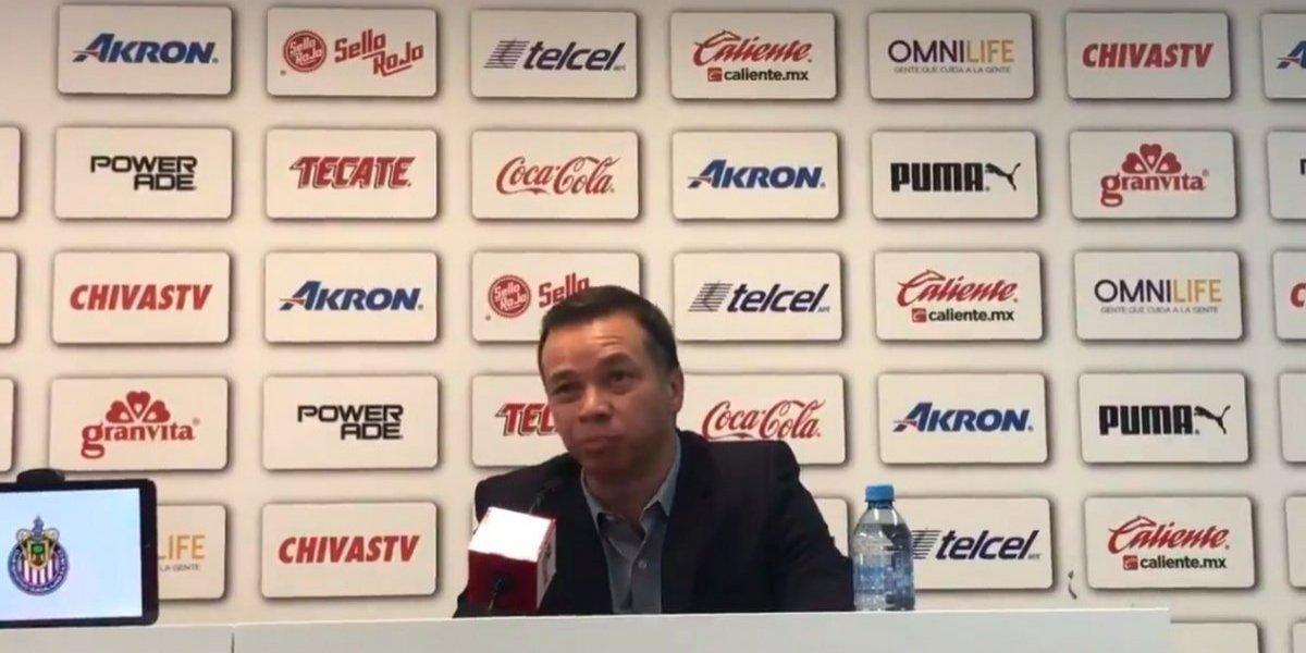 Chivas pide a jugadores más cautela [Futbol]