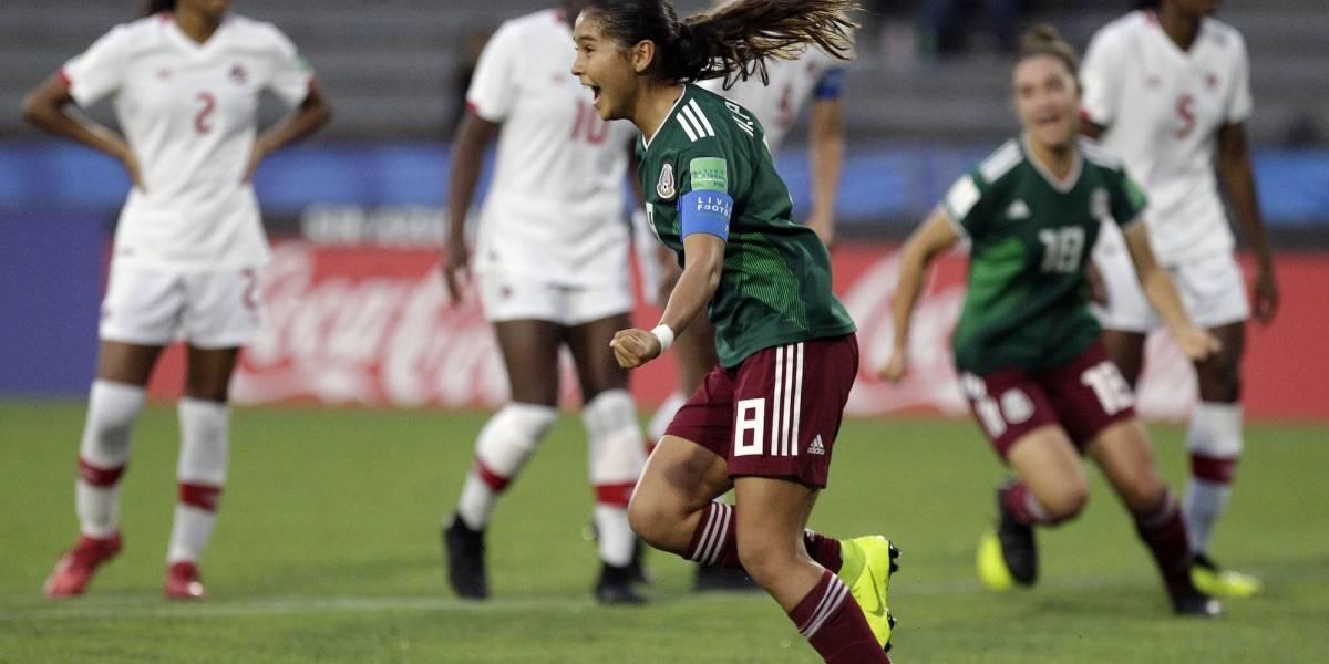 FOTOS: Los mejores momentos del triunfo que puso a México en la Final