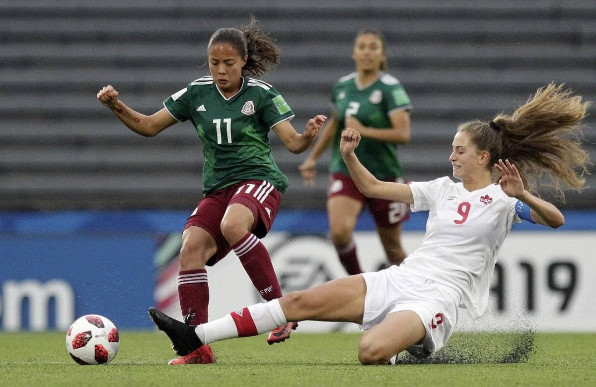 El Tricolor sigue poniendo el nombre de México en alto |AP