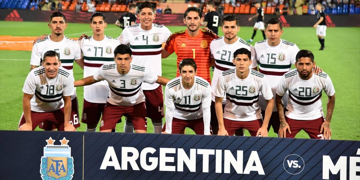 Selección mexicana jugará cada año en Dallas hasta 2022