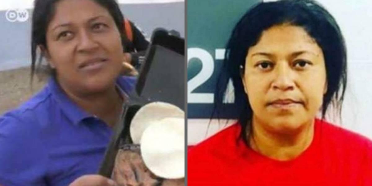 Migrante hondureña que rechazó frijoles en México es detenida en EU