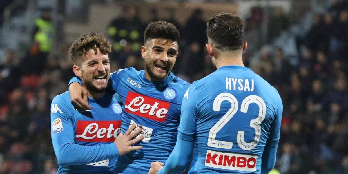 Napoli vs. Estrella Roja: la gran oportunidad de Ospina y sus compañeros