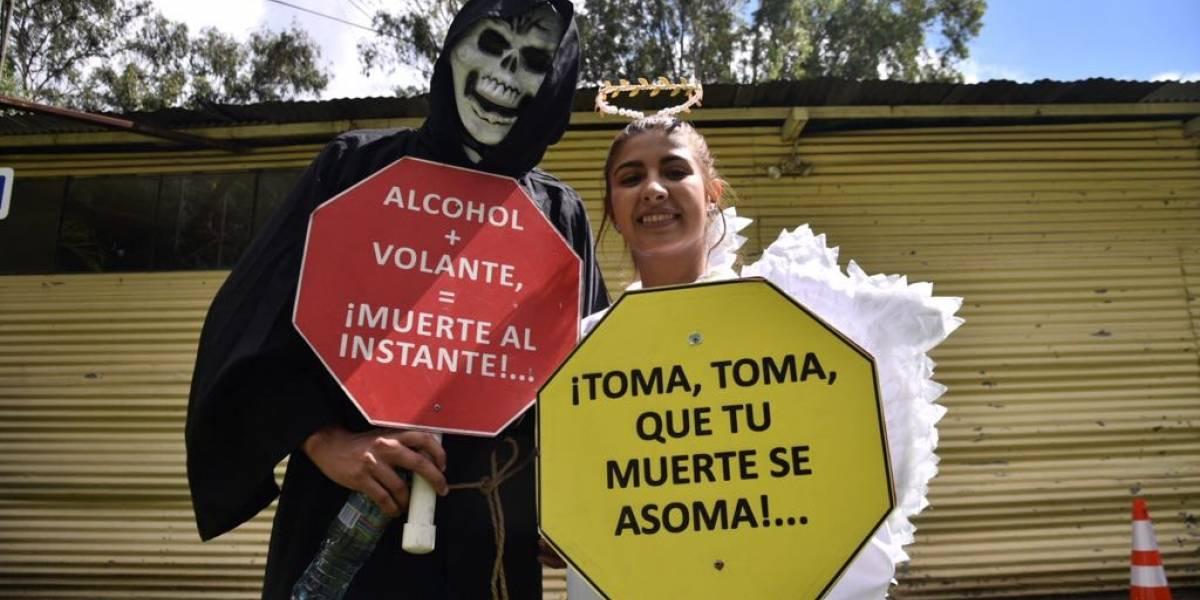 Cero tolerancia al alcohol, celular y exceso de velocidad, así planean combatir siniestros viales durante fiestas