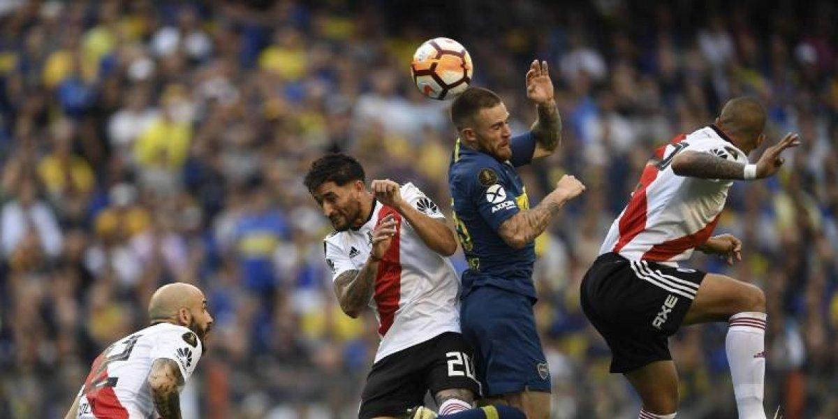 Presidente de River Plate le lanza un desafío al de Boca Juniors