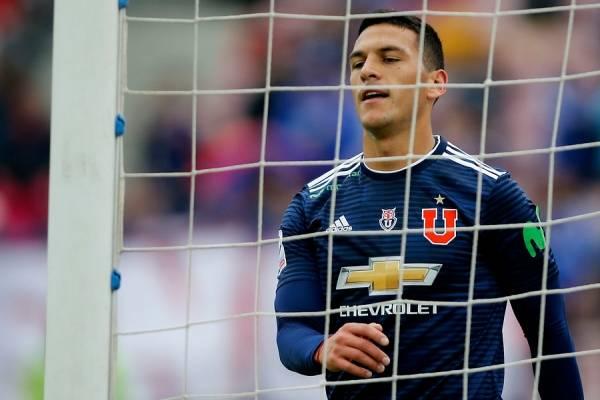 Isaac Díaz lleva dos goles en 20 partidos jugados en el Campeonato Nacional 2018 / Foto: Photosport