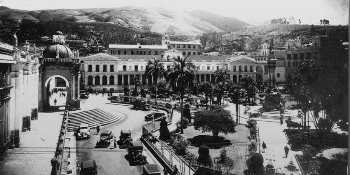 ¿Dónde se festejaba tradicionalmente las Fiestas de Quito?