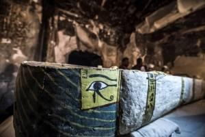 Momias en Egipto