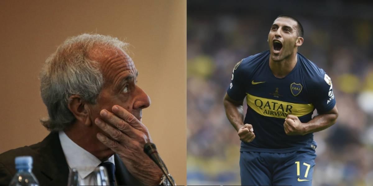 'Hay que tener valores, ven a jugar': presidente de River a Boca Juniors